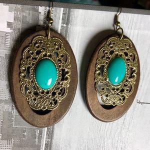 Jewelry - Boho Drop Earrings